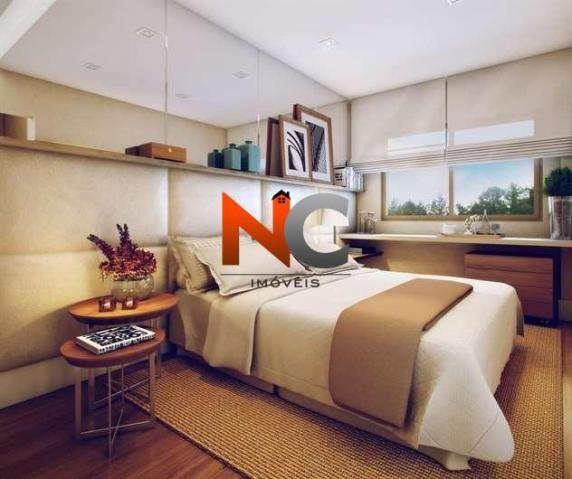 Apartamento com 3 dorms, nobre norte clube residencial - r$ 474 mil. - Foto 4