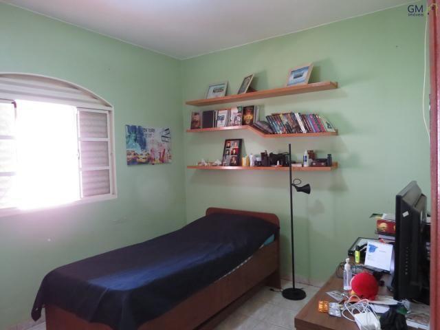 Vendo casa no setor de mansões, 3 quartos / suíte / piscina / churrasqueira / próximo a ca - Foto 15