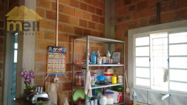 Sítio com 1 dormitório à venda, 96800 m² por R$ 590.000,00 - Zona Rural - Martinópolis/SP - Foto 5