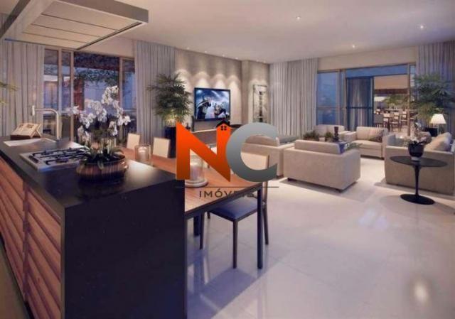 Apartamento com 3 dorms, nobre norte clube residencial - r$ 474 mil. - Foto 13