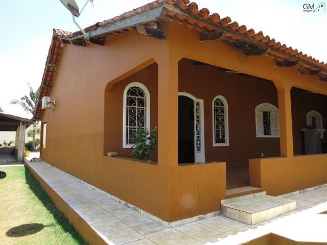 Vendo casa no setor de mansões, 3 quartos / suíte / piscina / churrasqueira / próximo a ca - Foto 3