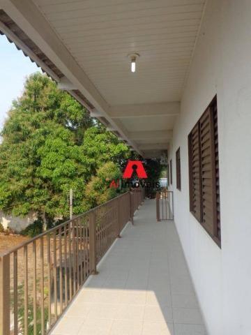 Apartamento com 1 dormitório para alugar, 35 m² por r$ 750,00/mês - conquista - rio branco - Foto 11