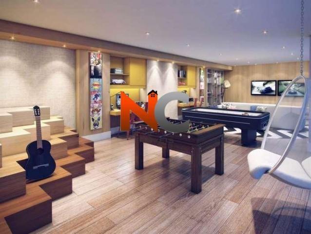 Apartamento com 3 dorms, nobre norte clube residencial - r$ 474 mil. - Foto 16
