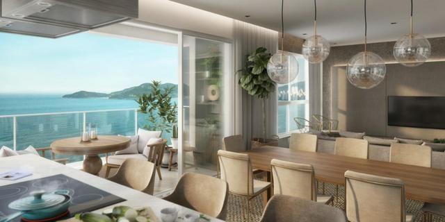 Apartamento Alto Padrão com Vista para o Mar - 04 Suítes - Sacada com Churrasqueira - Foto 19