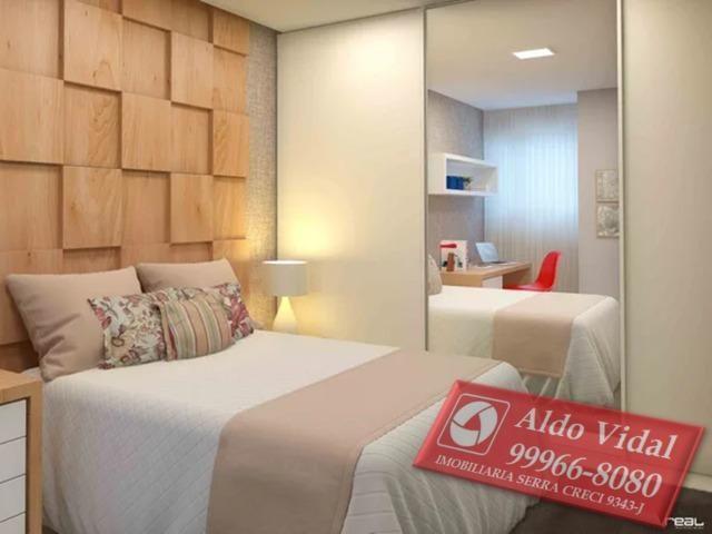 ARV109- Apartamento 2 Q + 1 Múltiplo Uso no Vista do Horizonte, J.Limoeiro , Serra E.S - Foto 3