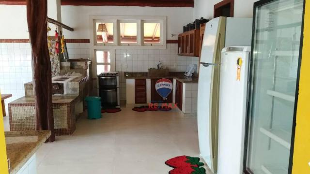 Re/max aluga para temporada casa térreo localizado no distrito de vale verde. - Foto 11