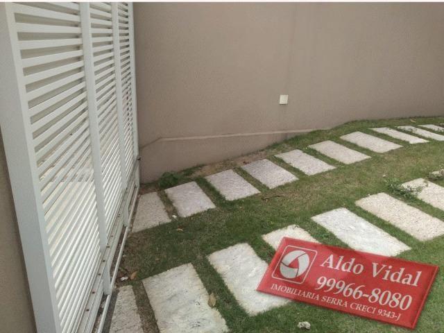 ARV101- Apto 3 Quartos + Suíte + Quintal de 117m² 2 Garagens Privativa Excelente Padrão