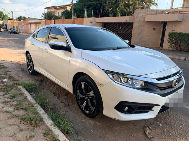 Honda Civic EX 2.0 Automático 17/17 - Foto 2