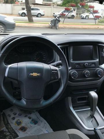 S10 Pick-Up LT 2.5 Flex 4x4 CD Aut - Foto 9