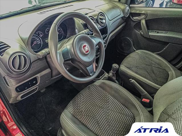 Fiat Palio 1.0 Mpi Attractive 8v - Foto 6
