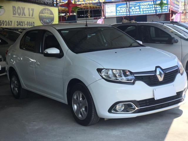 Renault Logan 2015 + GNV ( 4.000 entrada 48x 850,00 ) - Foto 2