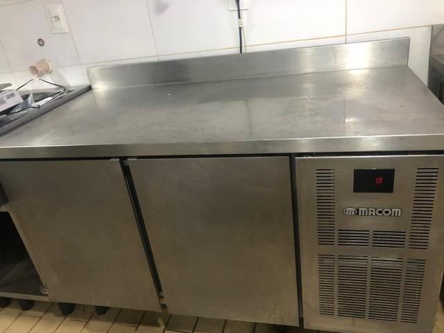 Refrigerador Horizontal Comercial Macom