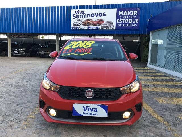 FIAT ARGO 2017/2018 1.3 FIREFLY FLEX DRIVE GSR