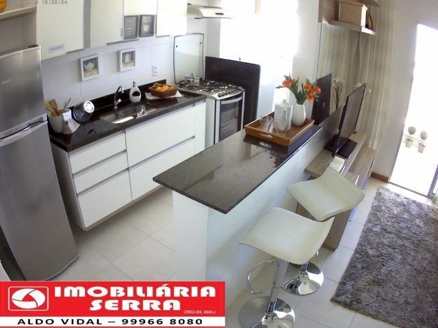 ARV132- Apto com Varanda gourmet, Home Office, 1 ou 2 vagas de garagem, em Colinas. - Foto 17