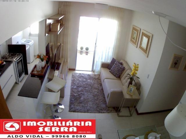 ARV132- Apto com Varanda gourmet, Home Office, 1 ou 2 vagas de garagem, em Colinas. - Foto 13