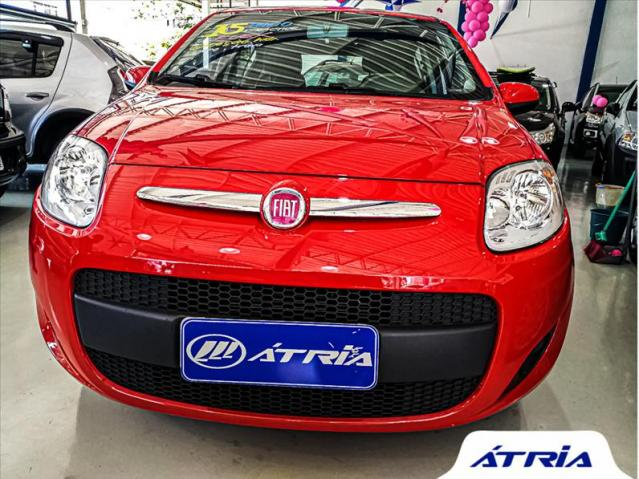 Fiat Palio 1.0 Mpi Attractive 8v - Foto 2