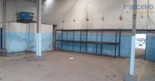 Galpão para alugar, 1439 m² por r$ 7.800,00/mês - jardim egle - são paulo/sp - Foto 6