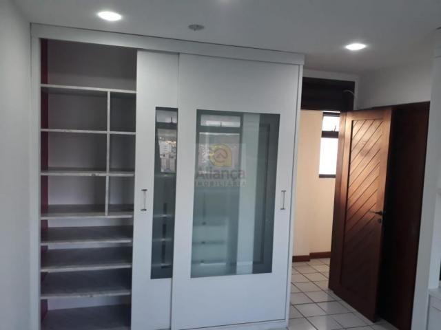 Apartamento para alugar com 3 dormitórios em Lagoa nova, Natal cod:LA-11235 - Foto 16