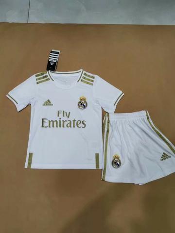 Kit Infantil Real Madrid Home 2019/2020 - Foto 2