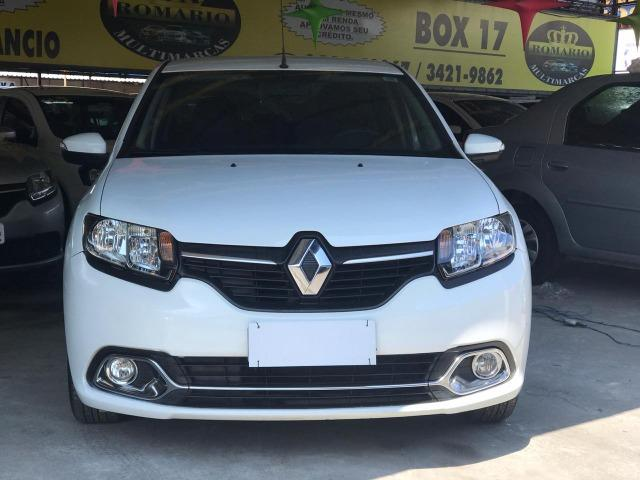 Renault Logan 2015 + GNV ( 4.000 entrada 48x 850,00 )