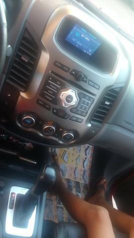 Vende-se ranger limited 2014 aceita troca por carro strada até o valor de 50.000,00 - Foto 7