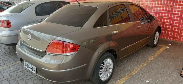 Fiat Linea 1.9 16v Dualogic (flex) Completo - Foto 9