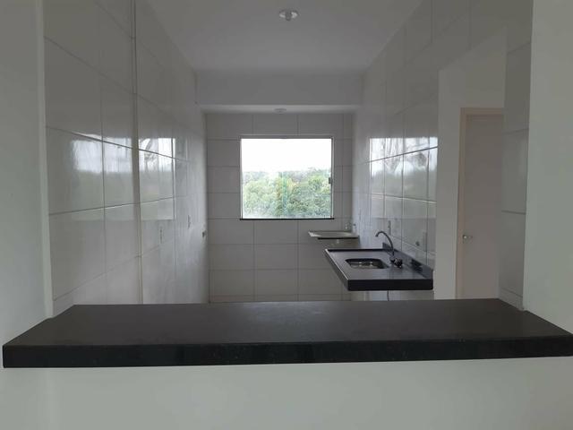 Apartamento bem amplo, com 2/4, na estrada do Icuí, Guajará - Foto 5