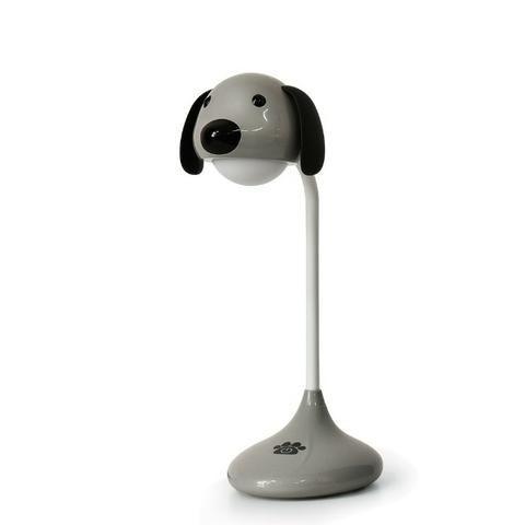 Luminária De Mesa Recarregável Em Formato de Cachorro Touch Led - Foto 5