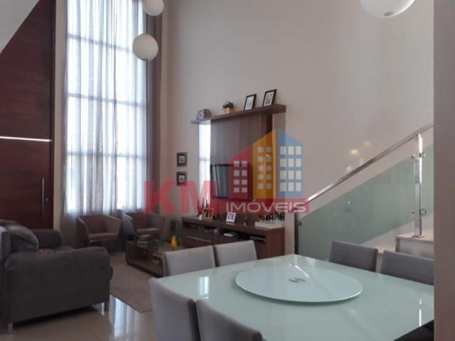 Aluga-se casa alto padrão com piscina no Ninho residencial - KM IMÓVEIS - Foto 2