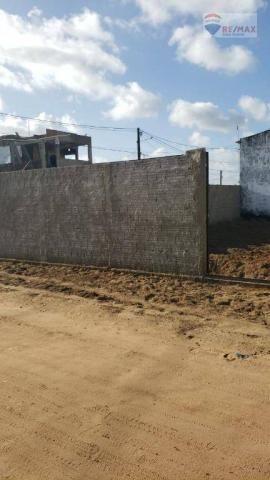 Terreno à venda, 280 m² por R$ 125.000 - Parque das Nações - Parnamirim/RN - Foto 5