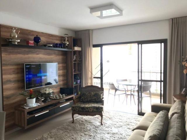 Apartamento no Edifício Maison Nicole 3 suítes à venda, 127 m² por R$ 785.000 - Duque de C