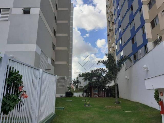 Apartamento no Edifício Cuiabá Central Parque com 3 dormitórios à venda, 107 m² por R$ 630 - Foto 10