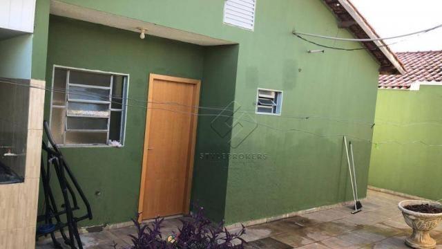 Casa com 3 dormitórios à venda, 180 m² por R$ 250.000 - Residencial Noise Curvo de Arruda  - Foto 6
