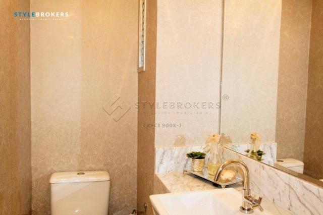 Apartamento com 3 dormitórios à venda, 194 m² por R$ 1.650.000,00 - Duque de Caxias II - C - Foto 14