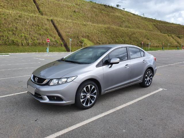 Honda Civic LXR 2.0 2015 - IPVA 2020 Pago - Foto 4