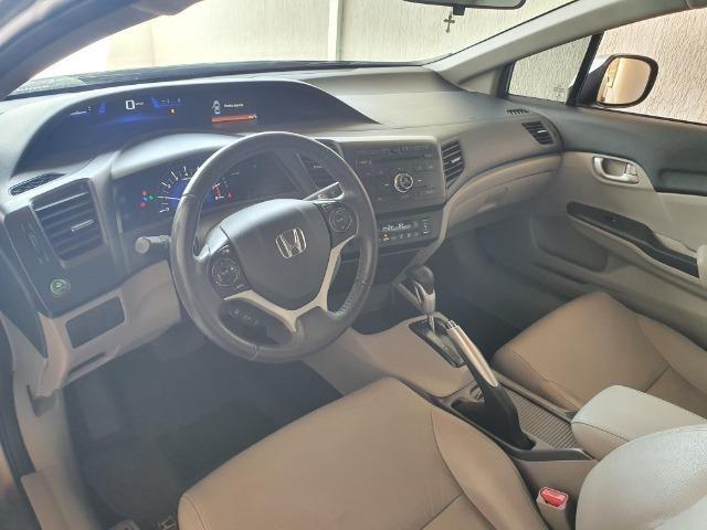 Honda Civic LXR 2.0 2015 - IPVA 2020 Pago - Foto 10