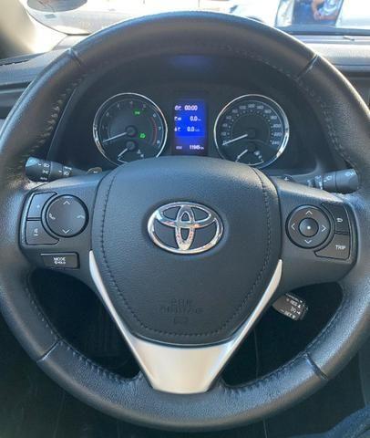 Toyota Corolla 2.0 XEI Cinza 2018/2019 - Novíssimo - Foto 8
