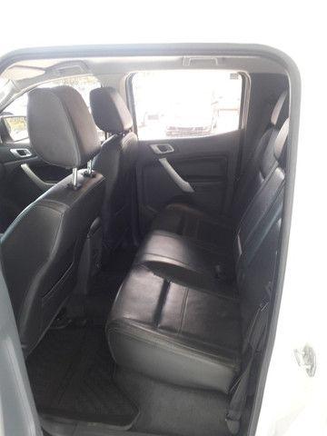 Ford Ranger XLT 3.2 4x4 Manual Cabine Dupla Diesel 2015 - Foto 5