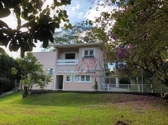 Casa com 5 dormitórios para alugar, 243 m² - Vila Santo Antônio - Cotia/SP - Foto 7