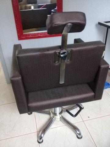 Cadeira para Salão de Beleza  - Foto 2