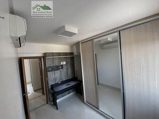 Aberto p/ permuta e carro - Apto de 3 suites mobiliado - Foto 14