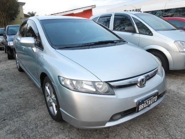 Honda Civic LXL 1.8 16V Flex Aut
