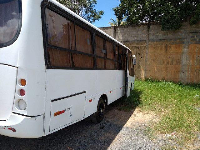 Micro ônibus VW Busscar Micruss - Foto 9