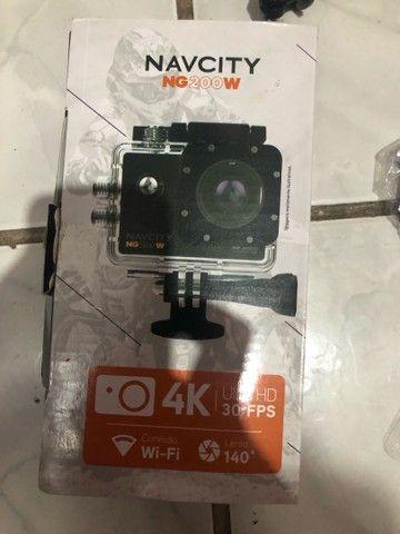 Câmera NAVCITY NG200W (nunca usada)