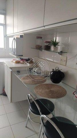 Apartamento à venda com 3 dormitórios em Santa rosa, Niterói cod:894132 - Foto 15