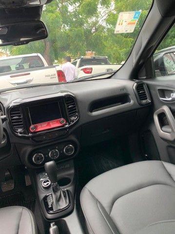 Fiat toro ultra diesel 4x4 Aut Branca 1.600km 2021 - Foto 7