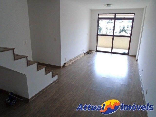 Cobertura duplex à venda, próxima a todo o comércio do bairro do Alto, Teresópolis,RJ. - Foto 2