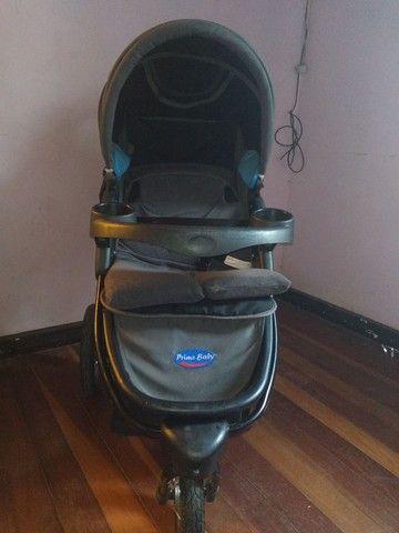 Carrinho de bebê prime baby - Foto 5