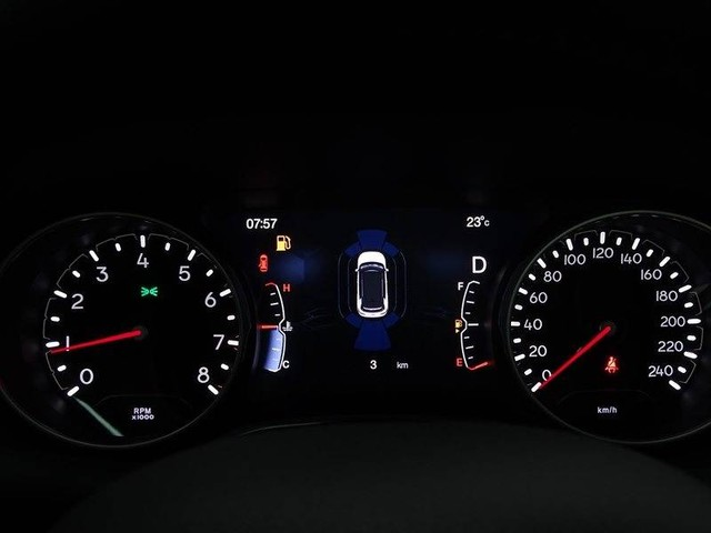 COMPASS 2021/2021 2.0 16V FLEX LONGITUDE AUTOMÁTICO - Foto 9