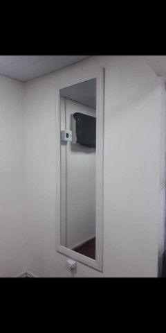 Ar acondicionado e espejo - Foto 2
